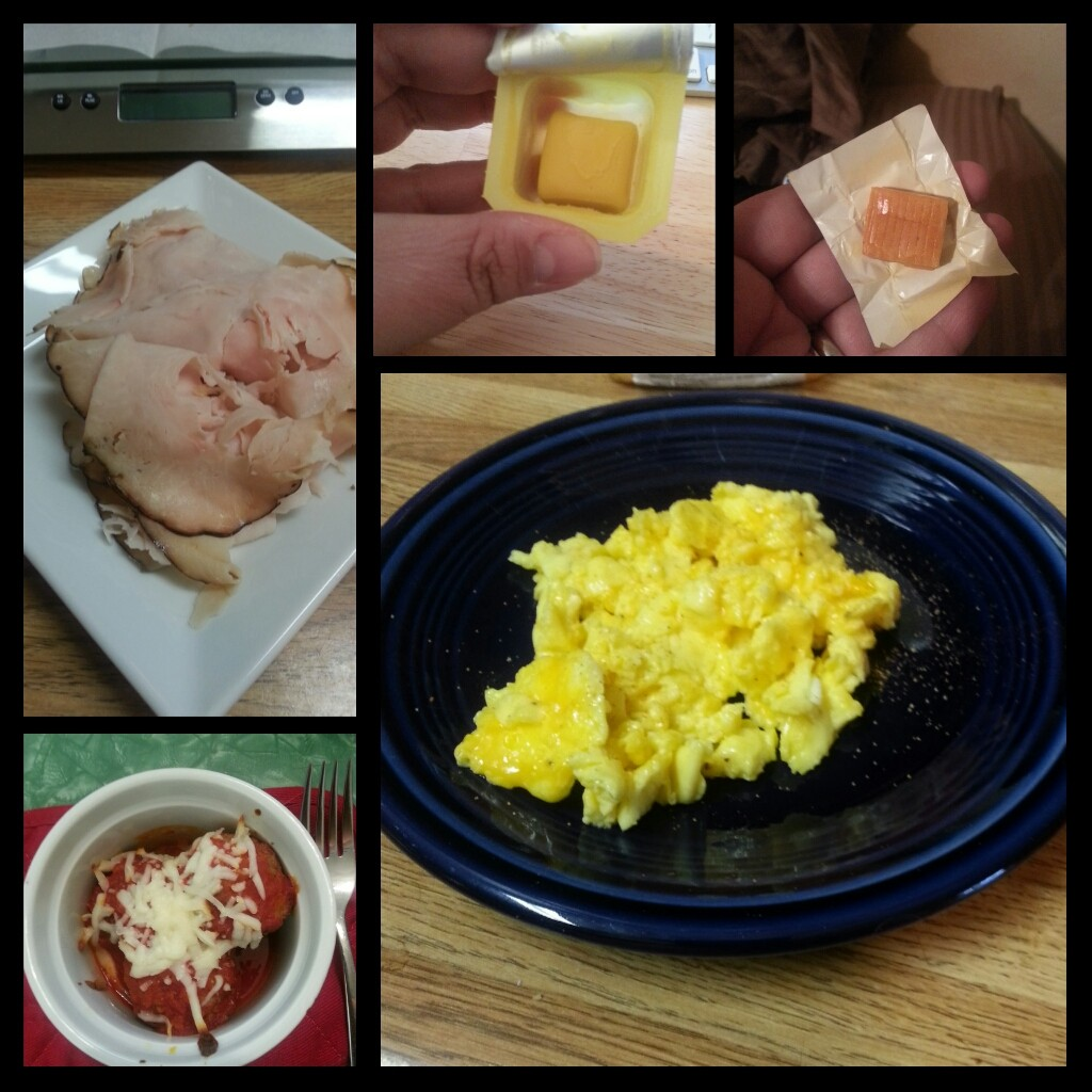 First day of soft foods and a recipe la guerra de la gorda soft foods counterclockwise from upper left thinly sliced boars head maple turkey trader joes turkey forumfinder Gallery