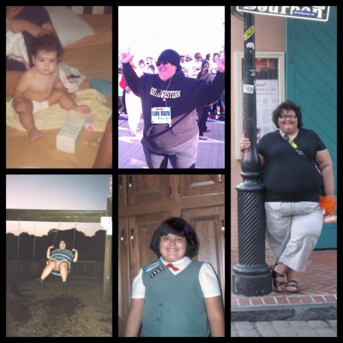 me-collage